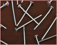 Wholesale Head pins solid Sterling silver Headpins mm NEW