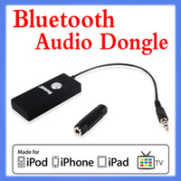 Wholesale Stereo Bluetooth A2DP mm Transmite Audio Dongle adapter Transmitter Bluetooth Audio Dongle
