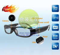 Wholesale eyewear sports sunglasses video recorder eyewear with MP camera and GB memory x720