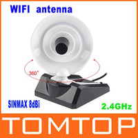 Wholesale SINMAX dBi Wifi Antenna IEEE b g Indoor Parabolic Antenna GHz High Gain Wireless Dish C960