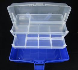 Wholesale Empty Case Nail Art Tips Plastic Rhinestone Box nail box empty case plastic box jewelry box