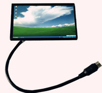 Wholesale 7 Inch Open Frame SKD HL Monitor With WideTouch Screen For Industrial Portable PC CarPC Carputer