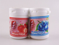 beauty nail supplier - Fruit flavour Rotation Nail Polish Remover Beauty Nails Care Tool Nail Art Supplier