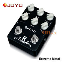 Wholesale JOYO sound box Extreme Metal Amplifier Simulator JF