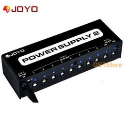 JOYO Effect pedals power supply Powers For 9V.12V or 18V PEDAL JOYO JP-02 MU0050