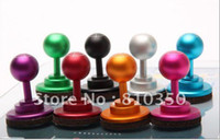 Wholesale 50pcs Metal Joysticks for iPad2 iPhone s game handle rocker for iPhone iPad for P1000 Capacitance screen special