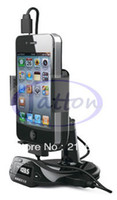Wholesale Smart stand for all devices With Charger In car handsfree amp FM Transmitter function