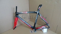 Wholesale 2013 Pinarello Dogma Think2 Aero Seat post Carbon Road Bike bicycle Frame set red black