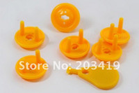 Wholesale Child Baby kids Electrical Electric Socket Security Plastic Safety Safe Lock Cover plug two pin phas