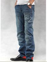 Hot Selling Mens Casual Jeans Designer Men's Jeans Strouser ...