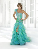 Model Pictures Beads Sleeveless New 2013 Peacock Mermaid Party Prom BALL Pageant Dresses Evening Gowns Custom
