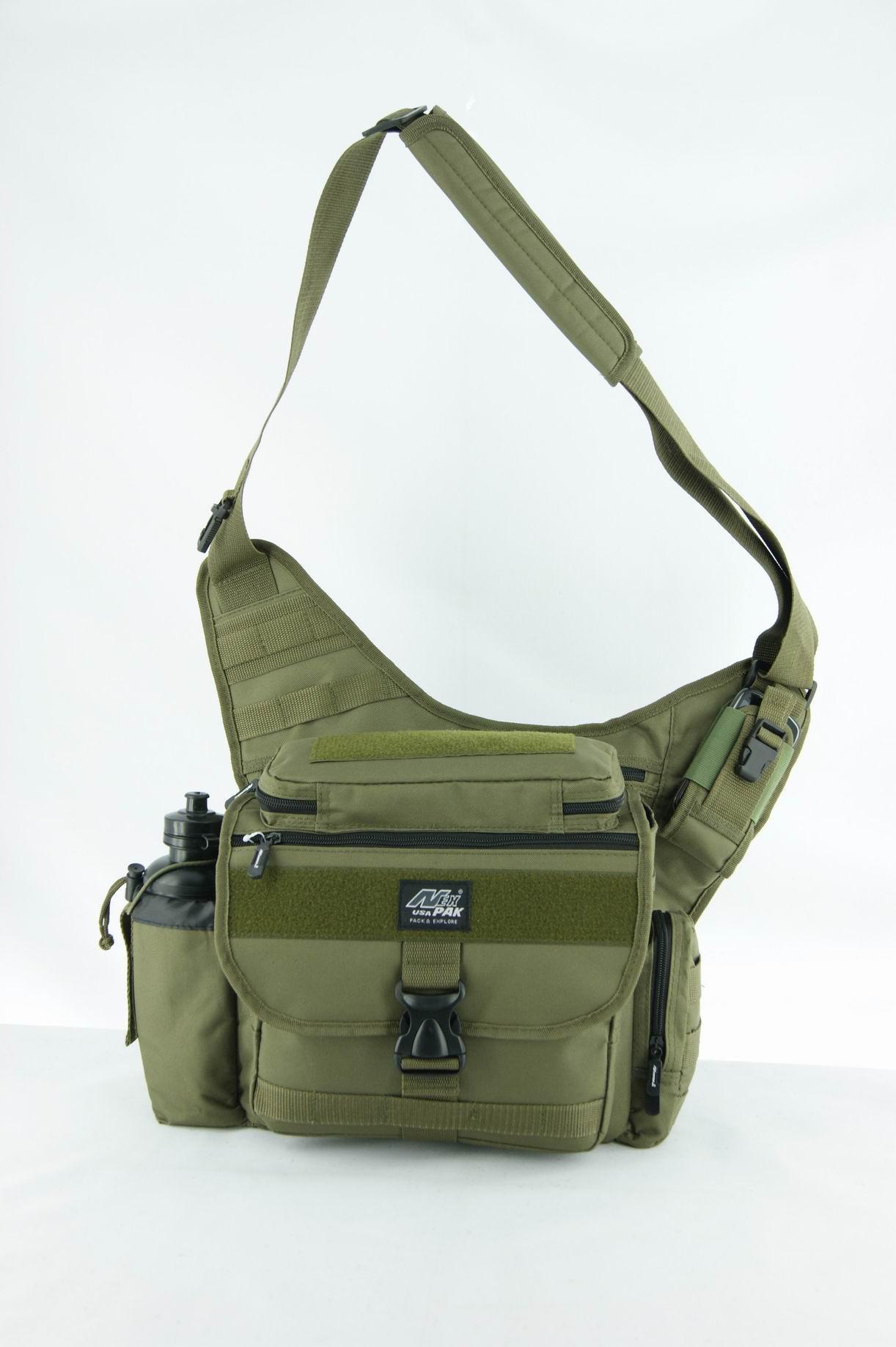 Men'S Tactical Shoulder Bag 105
