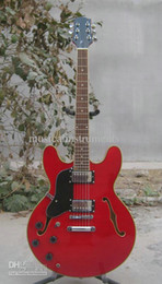NEW Custom Left-handed Hollow jazz Electric guitar wholesale guitars from china
