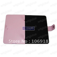 Wholesale Magic Leather Case Screen Film For quot ZTE Optik Sprint V55 V66 V9A ZTE T98 Tablet