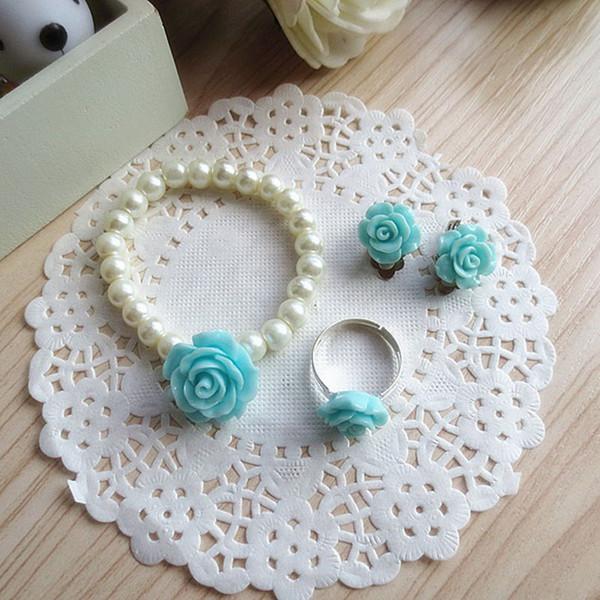 детские кольца для девочек