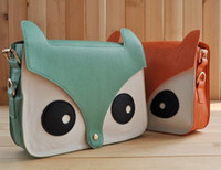 Wholesale 2012 small fox bag cartoon vintage bag female bags cross body