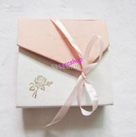 Wholesale 2013 New Marriage Wedding Gift Jewelry Packaging Bracelet Bangle Gift Box Packing box