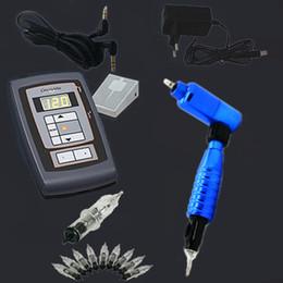 Wholesale Professional Tattoo Kits With Cheyenne Hawk Rotary Tattoo Machine and Disposable Tattoo Needle