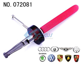 Wholesale Locksmith tools Kit Car flip lock pick door quick open tool for Volkswagen Audi Porsche Bentley