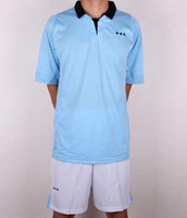 Wholesale Customized Blank EPL City Jersey Home Light Blue Soccer Jersey Football Jerseys With Shorts