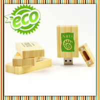Real 2GB 4GB 8GB 16GB Wooden USB Drives in Plug- pull Design ...