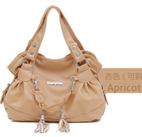 Wholesale new Female bag fashion tassel handbags
