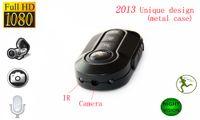 None car keys - FULL HD P Hidden Spy Car Key Camera Mini Cam Camcorder Night Vision Motion Detection Keychain Camera T4000