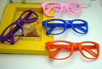 Wholesale Fashion Sunglasses Frames Girls Glasses Children Glasses Boys Multi Color Colored Sun Glasses