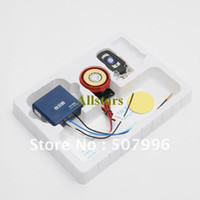 Cheap Security alarm system for Electric bicycle E-bike scooter 12V Anti-theft Free Shipping