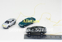 Wholesale Brand New Pack of Light emitting Car HO Scale V for Train Model Layout