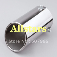 audi mufflers - quot Car Exhaust Pipe Tips for Audi A3 A6L Land Cruiser Brand New