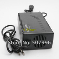 Wholesale E bike Scooter Electric bicycle charger AC110V DC74V Ah A Free Shiping Brand new