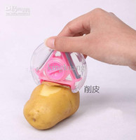 Wholesale plastic peeler potato peeler functional cutter easy to cut the fruit and vegetables