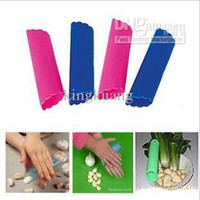 Wholesale Peeler Magic Garlic peeling tube hot selling cutter kitchen tools