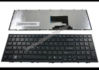 Wholesale New and Original Laptop keyboard for Sony Vaio VPC EH VPCEH Series Black US English Version V116646E