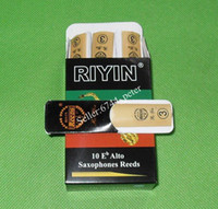 Wholesale Alto Saxophone Reeds reed Brand quot RIYIN quot NEW Strenght
