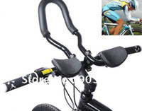 Wholesale Mountain Bike Bicycle Triathlon Rest Handle bar Alloy