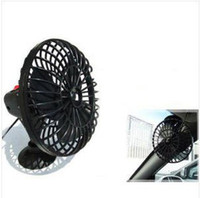 Wholesale In Car Cigarette Lighter Plug DC V Travel Cooler Fan