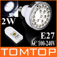 Wholesale On Sales LED Rechargeable Energy Saving Emergency Light Lamp W With Remote Control H4375