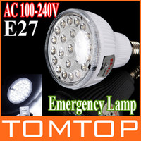Wholesale 100 V LED Rechargeable Emergency bulbs LED Light Lamp Bulb lamps with Remote Control H4375