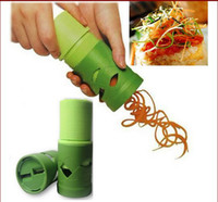 Wholesale Easy Garnish Veggie Twister Fruit amp Vegetable Cutter Slicer Kitchen Tool