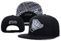 Wholesale Booger Kids The Shaka Snapback Swag Hats Adjustable Flat Brim Snapbacks Hat New Arrival Cheap Caps
