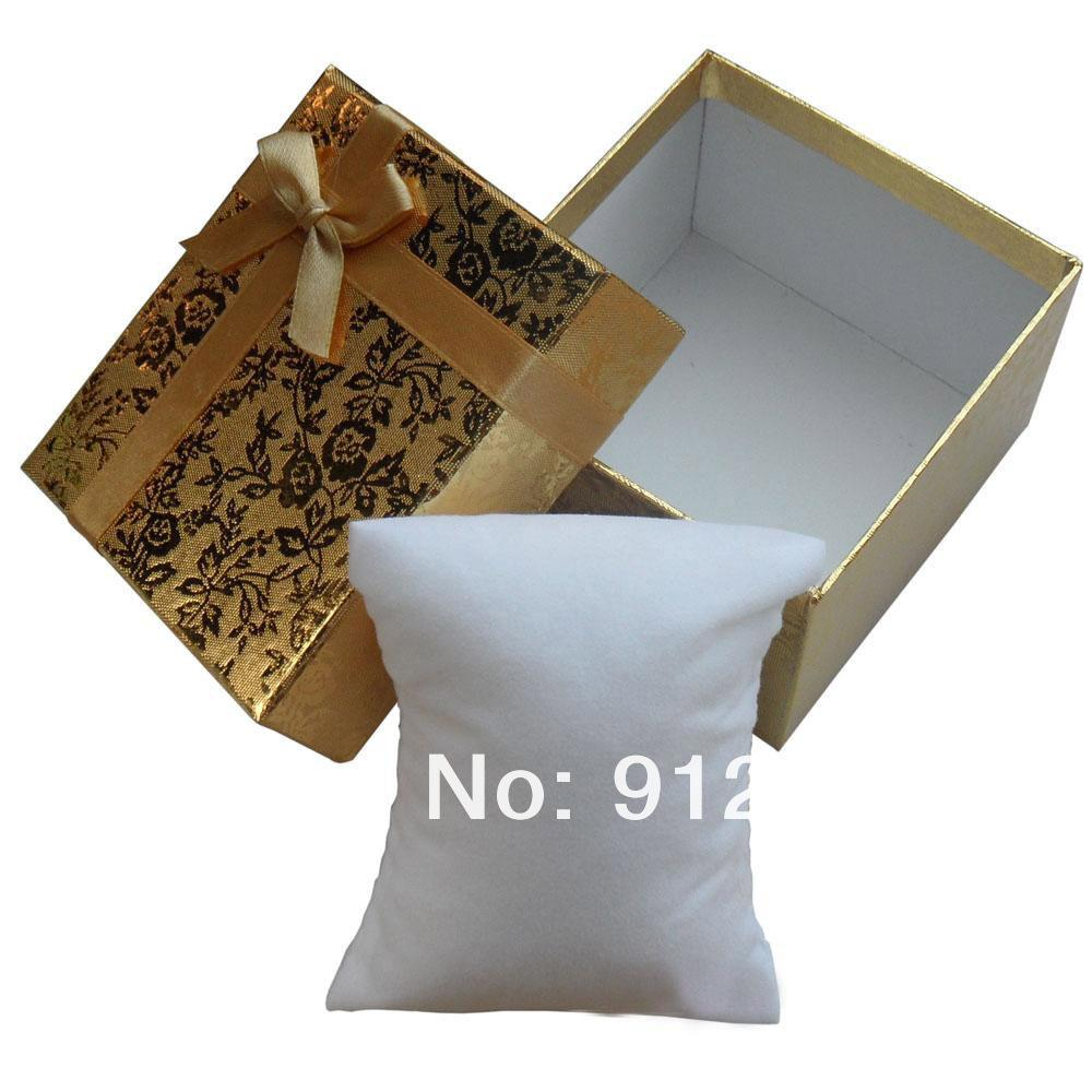 Average Amount For Wedding Gift 2013 : 2013 New Marriage Wedding Gift Watch box pillow wrist watch packaging ...