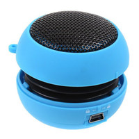 Wholesale NEW HIFI USB Mp3 speaker Stereo Mini Speaker Music MP3 Player Amplifier loudspeaker