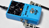 Wholesale NUX MOD CORE Effect Modulation Effects Chorus Flanger Tremol Pan Rotary U Vibe and Vibrato Pedal