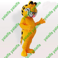 Wholesale 2013 Hot New Garfield Adult Mascot Costume