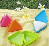 Wholesale Triangle Sushi Mold Big Onigiri Rice Ball Mold Press Maker Japan Kitchen Tool