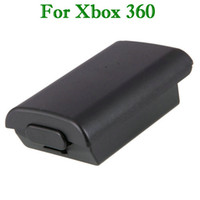 For Xbox 360  For Xbox 360 black For Xbox 360 Controller Battery Cover Case Black Free Shipping 200pcs lot V00308