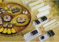 set Plastic ECO Friendly Sushi Master Maker Kit Rice Roll Mold Mould Making Japan Kitchen