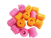Wholesale JF magic mixed convenient hair rollers Circle pure Hair curlers cm cm